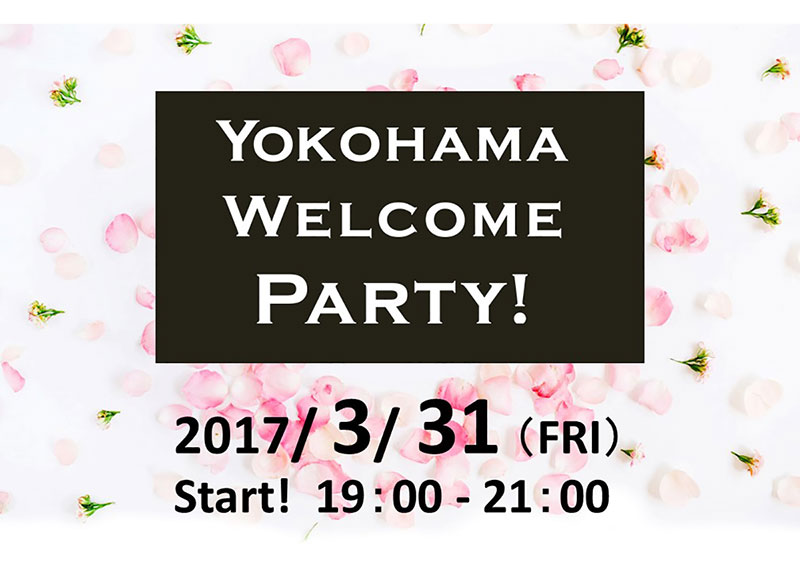 Yokohama Welcome Party
