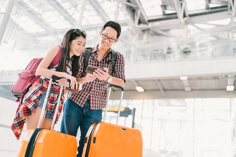 Essential Travel Phrases&Tips; At the Airport ~Part1~