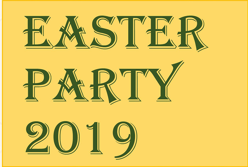 Linguage Easter Party!!