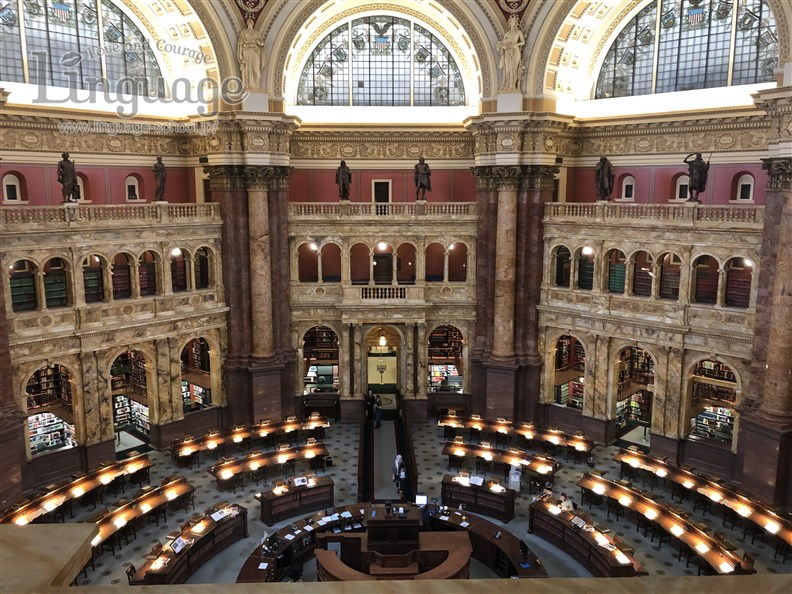 Library of Congress(アメリカ議会図書館)